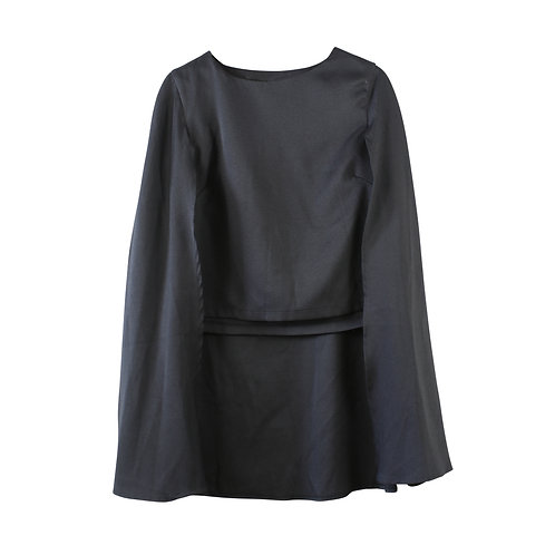 M\L | LAVISH ALICE חולצת שכמייה