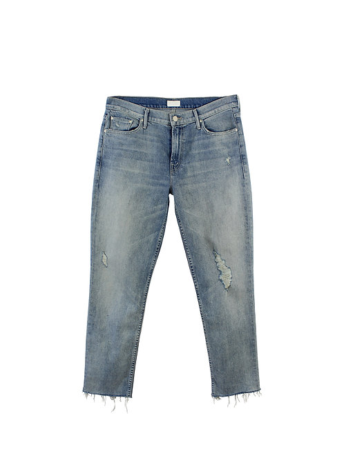 28 | MOTHER מכנסי ג׳ינס בהירים