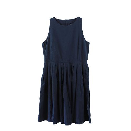 L | שמלת סרפן כחולה אתא
