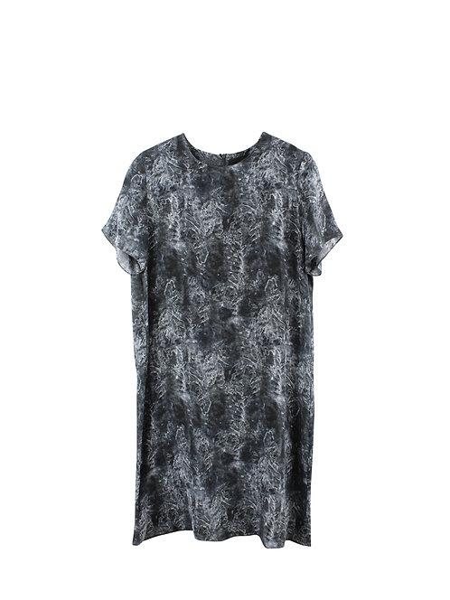 L   julliett שמלת הדפס