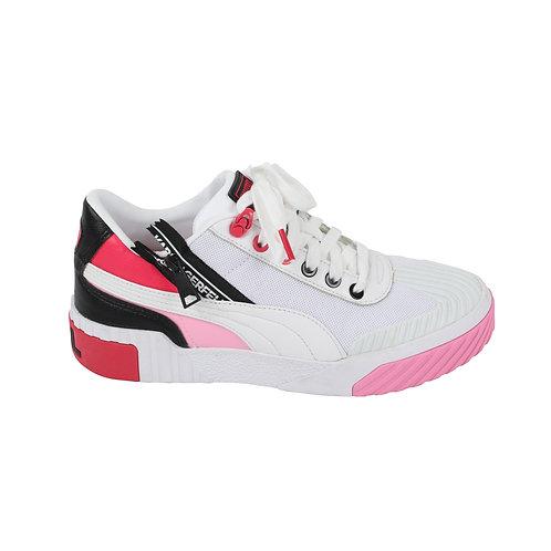 38 | PUMA BY KARL LAGERFELD cali pink sneakers