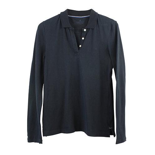 L   NAUTICA חולצת פולו