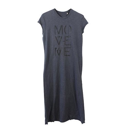 M | ANJALY שמלת טישרט מידי