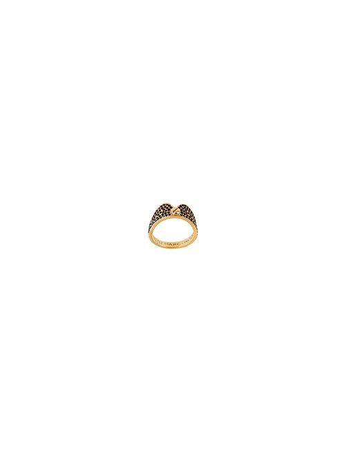 Marc By Marc Jacobs | טבעת אבני חן שחורות