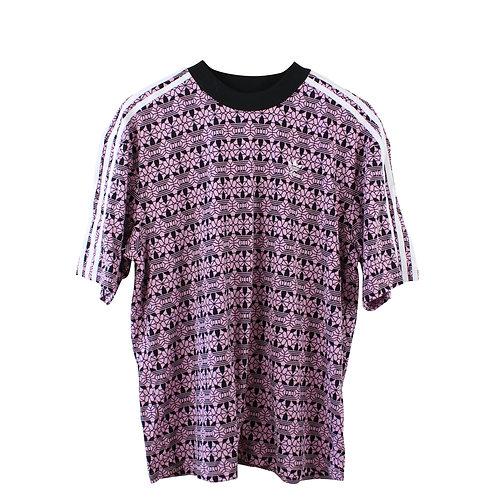 M | ADIDAS חולצת טישרט סגולה