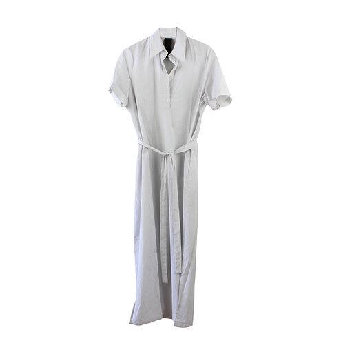 M\L | KAV שמלת משבצות וכיסים