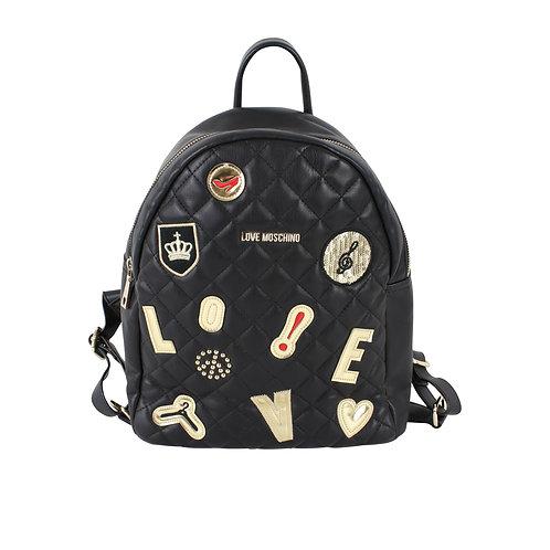 MOSCHINO | love moschino backpack