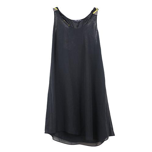 M   RAMILEE  שמלת שיפון הריון