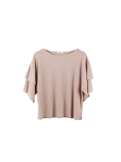 M | MANGO חולצת פודרה
