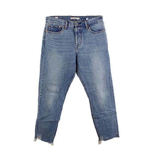 L   LEVI'S wedgie ג׳ינס
