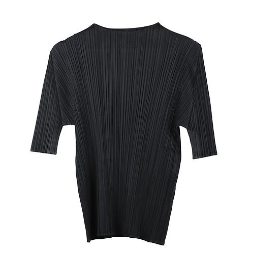 M | Pleats Please Issey Miyake חולצת פליסה