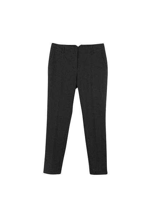 S | מכנסיים מחוייטים שחורים