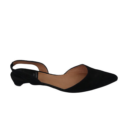 42 | jeffrey campbell  נעלי סירה שחורים