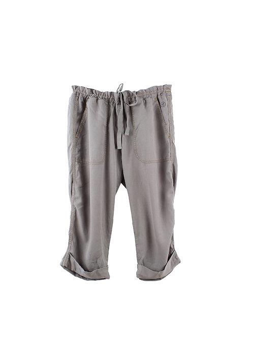 L | danza מכנסיים אפורים עם כיסים