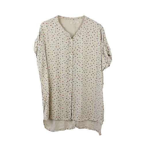 L\XL   LOFT חולצה מכופתרת