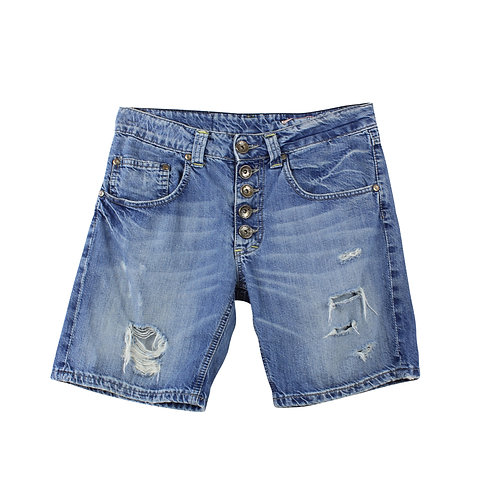 M   please ג׳ינס קצר קרעים