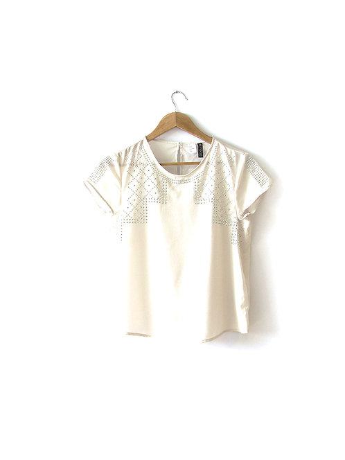 חולצת ניטים מידה 36