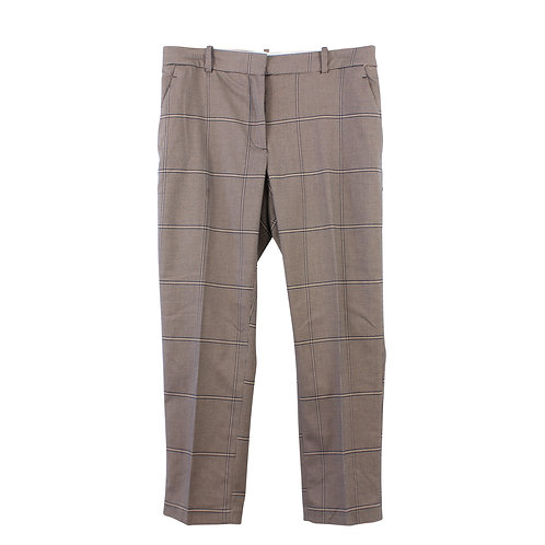 L | H&M מכנסיים משובצים