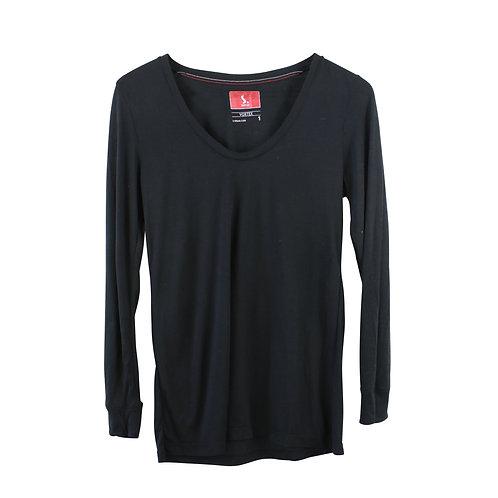 S | S Wear חולצה שחורה