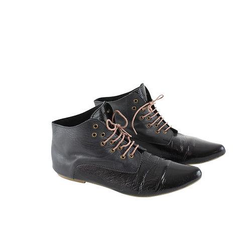 40 |  נעליים שטוחות עם שרוכים