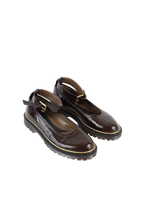 38 | MARNI נעלי מרני בובה חומות