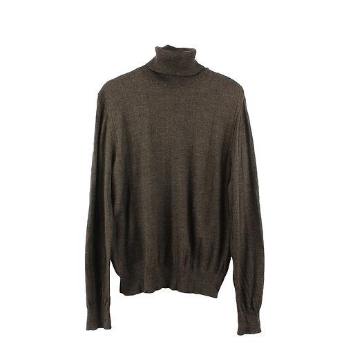 L | DKNY סוודר צמר גולף