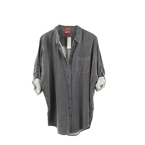L | חולצת טוניקה ויסקוזה