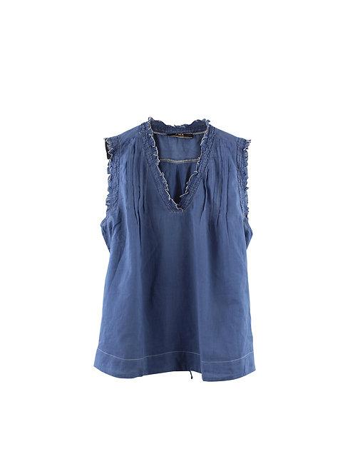 M | PME חולצה עם קשירה בגב