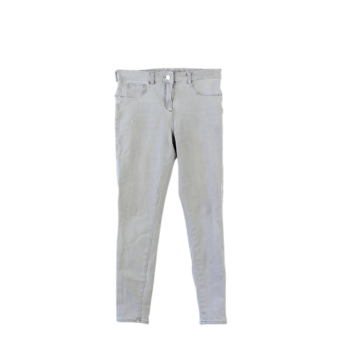 M | NEXT  גזרה גבוהה ג׳ינס אפור