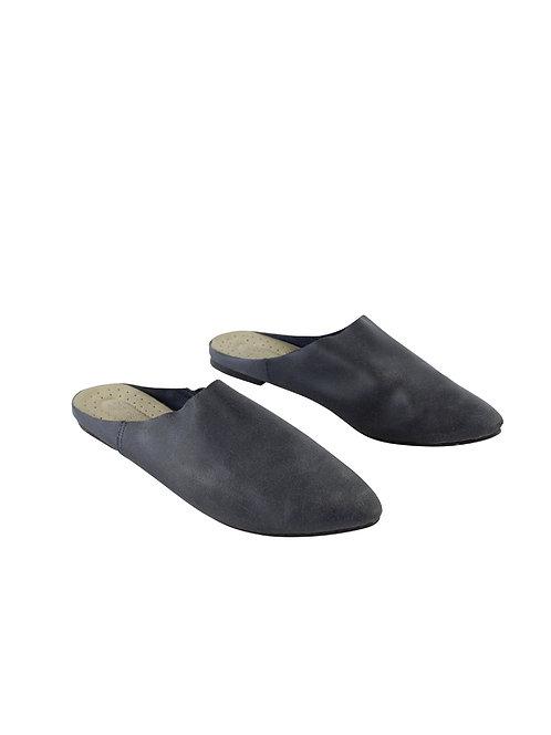 41 | seventy nine נעלי מיולס עור כחול