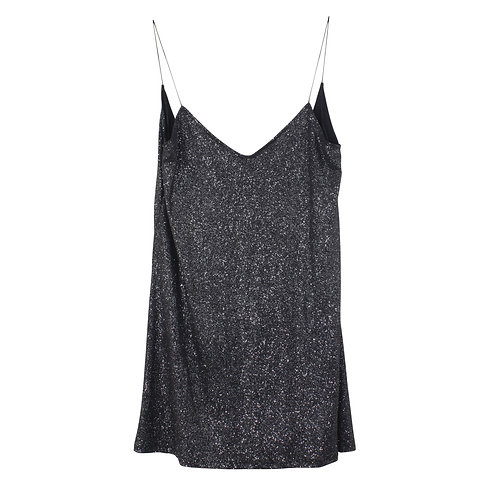 M | TIARA שמלת מיני גליטר