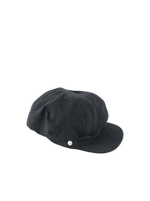 agnes b   כובע מצחייה פריזאי