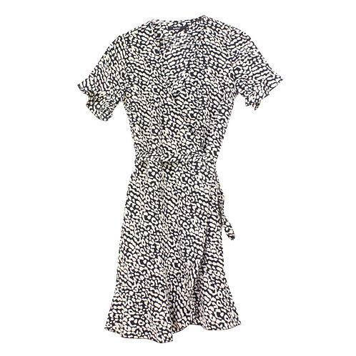 XS | Golf שמלת מעטפת