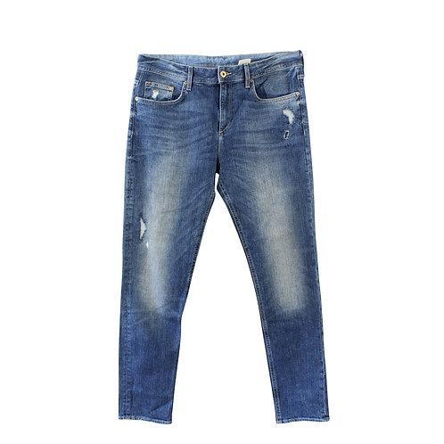 M |  ג׳ינס בויפרנד כחול
