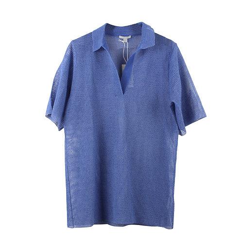 L | COS חולצת רשת