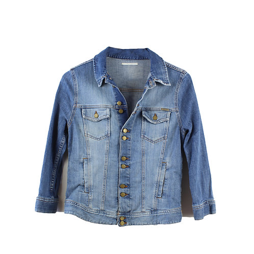 M   Acquaverde ג׳קט ג׳ינס