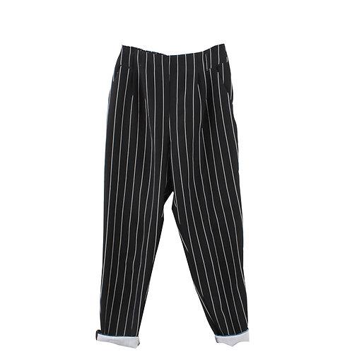 S | RENUAR מכנסי פסים