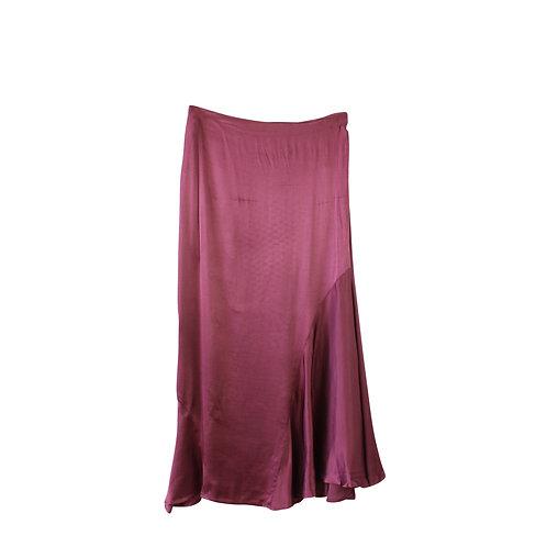 M | LA REDOUTE  חצאית דרמה ארוכה