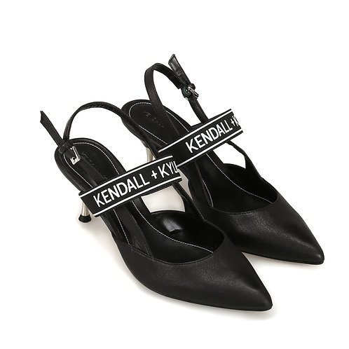 36 | KENDALL+KYLIE Logo court shoes
