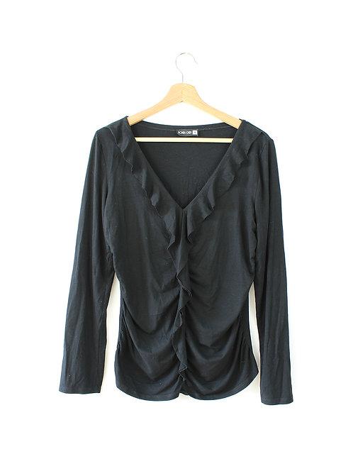 חולצת וולאן שחורה רונן חן - 4