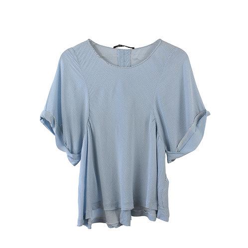 XS | ZARA חולצת שרוולים רחבים