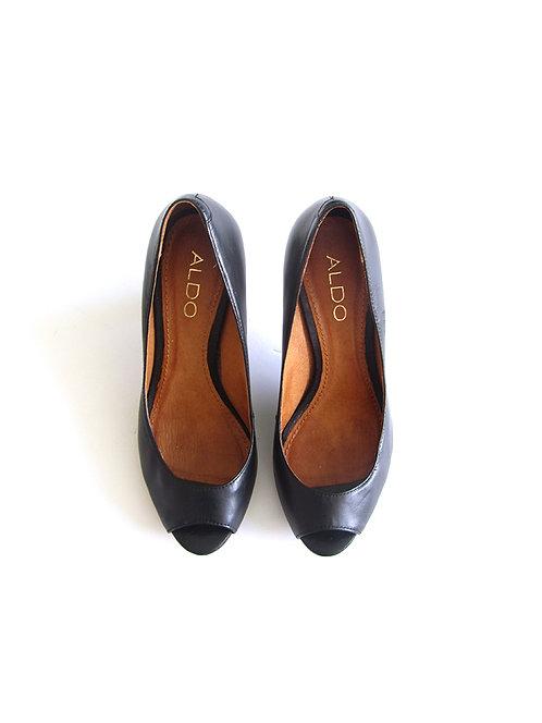 נעלי-פיפ טואו שחורות מידה 37