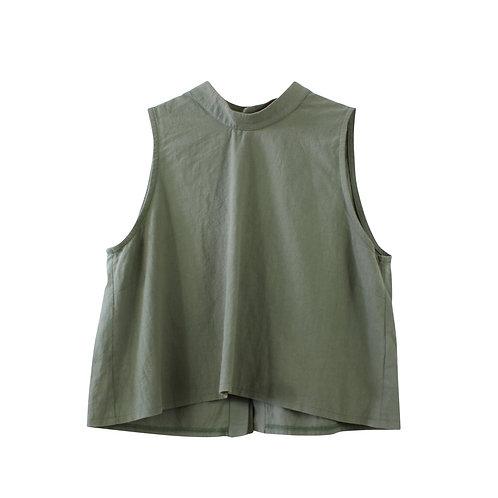 M\L | NINA חולצת זואי ירוקה
