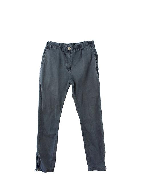 M | Heartbreaker  מכנסי כיסים כחול ווש