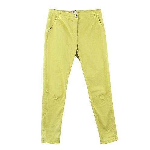 M/L | DOROTHEE SCHUMACHER ג׳ינס צהוב ליים