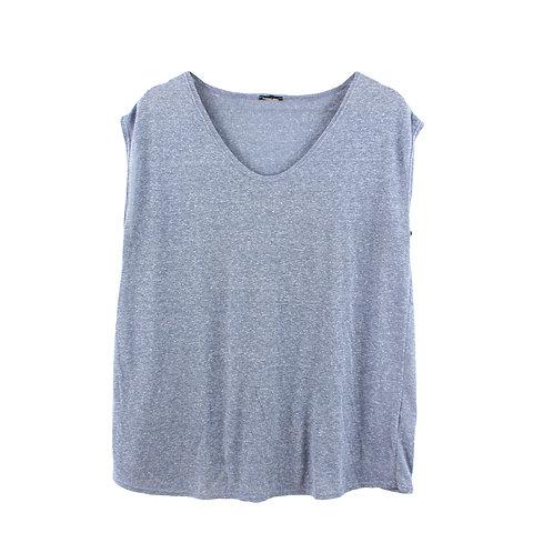 L | AVISHAG ARBEL  חולצת הריון תכלת