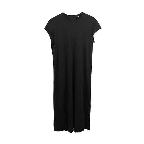 M\L | ANJALY שמלת טישרט שחורה