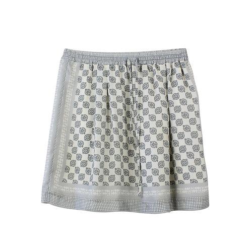 S | Massimo Dutti חצאית הדפס