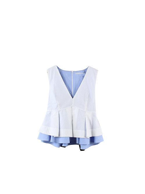 M | ZARA חולצת שכבות
