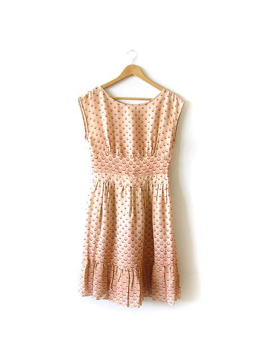 מידה 38 naf naf שמלה פודרה